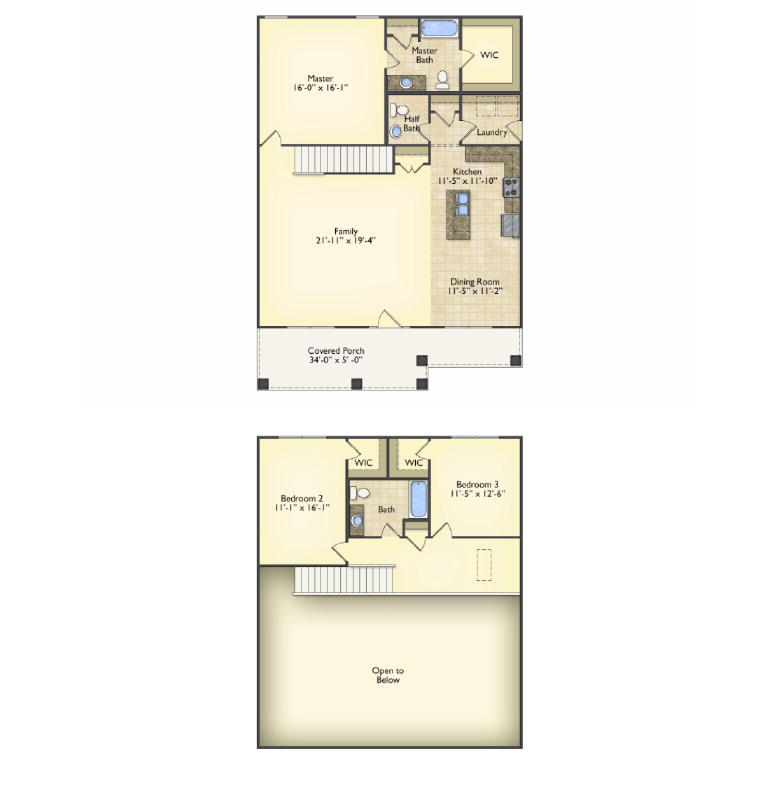 Beaufort floorplans image