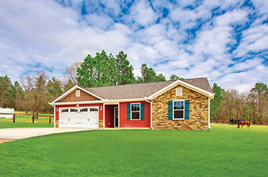 Affordable Home Builder | Don't settle for a Manufactured