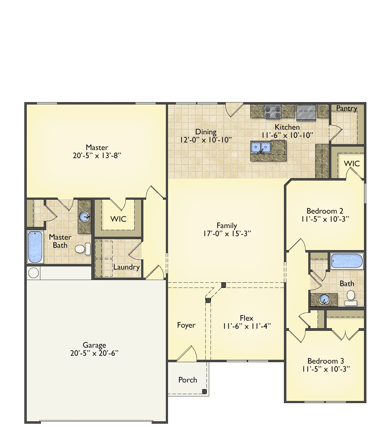 Litchfield floorplans image