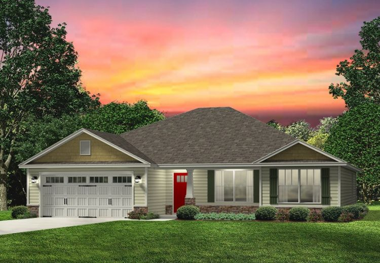 Litchfield Red Door Homes Of Long Island Ny