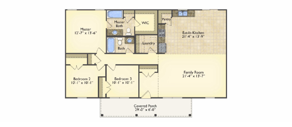 Southport floorplans image