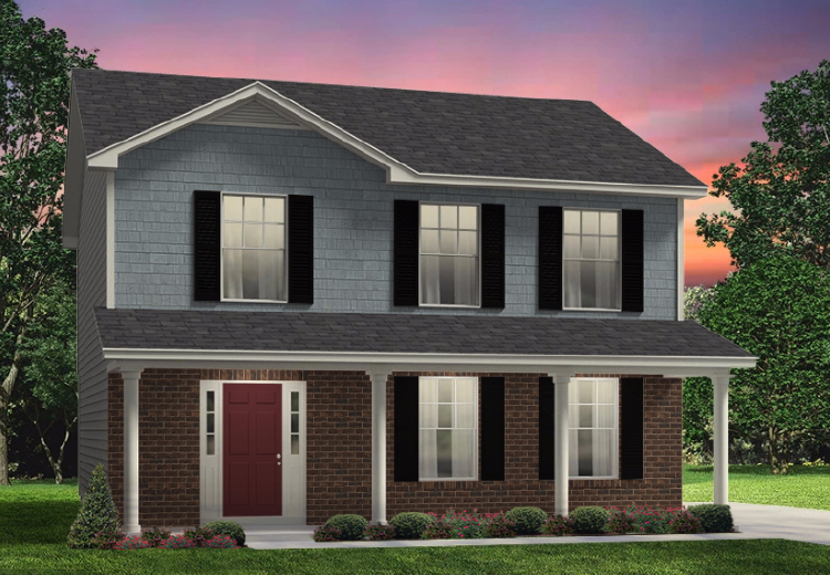 Winston Red Door Homes Of Central Oklahoma